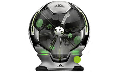 Adidas smart ball